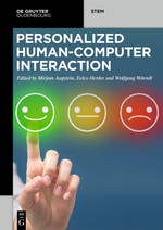 "Publication of chapter ""Personalizing the user interface for people with disabilities"" in the book ""Personalized Human-Computer Interaction"""
